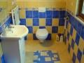 Horný apartmán kúpelňa