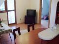 TV Set in the upper apartment