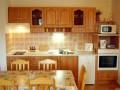 Spodný apartmán kuchyňa